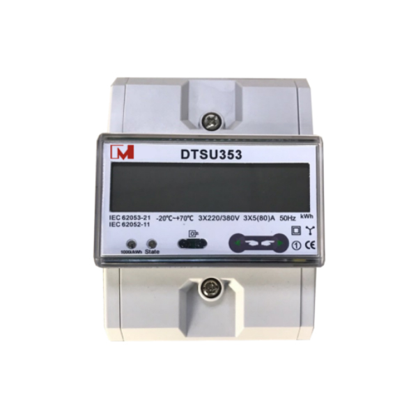 EM519078 Din Rail Meter